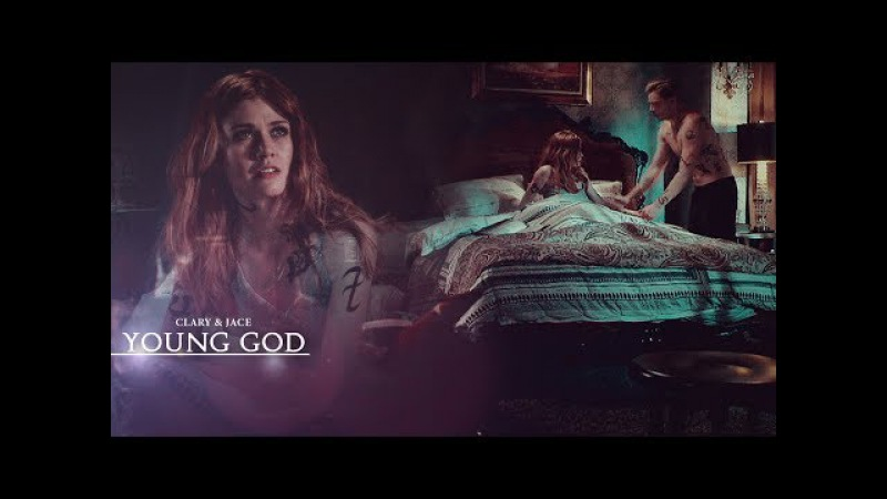 Clary Jace ➰ Young God [2x17]