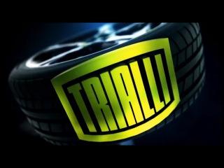Chevrolet Aveo - замена передних тормозных колодок / TRIALLI