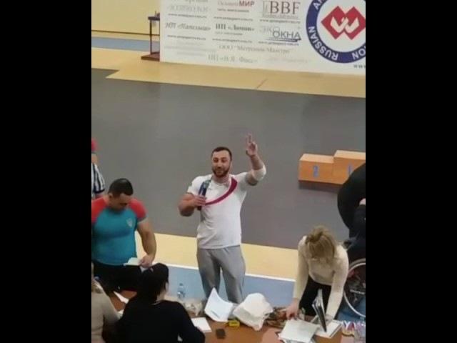 Абсолютный чемпион Лотошино 2017 Хаджимурат Золоев!