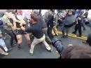 ANTIFA vs Charlottesville Alt Right