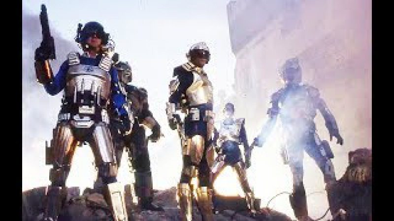 Капитан Пауэр и солдаты будущего.Сериал 80 -х трейлер \ Captain Power and the Soldiers of the Future