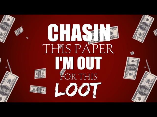 Lil Freaky- F R E D R I Q U E Z ft Young Thug Out 4 This Loot LYRIC VIDEO Prod By ChrisBlaqBeats