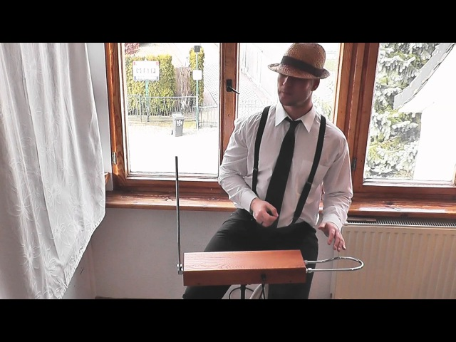 Frank Sinatra New York THEREMIN COVER by Robert Meyer