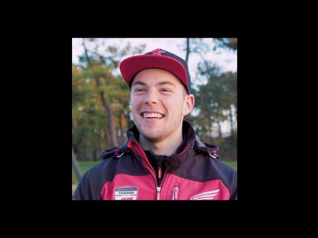 Richard Fura - Team Honda SR - Enduropale 2018