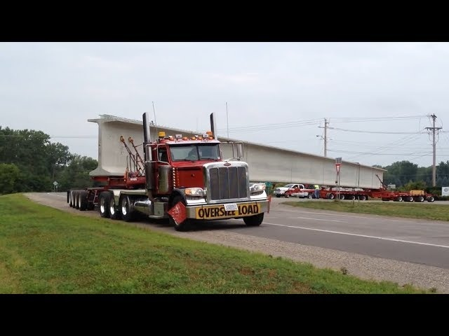 Extreme Oversize Load on Truck,Timber Transportation,Oversize Cargo