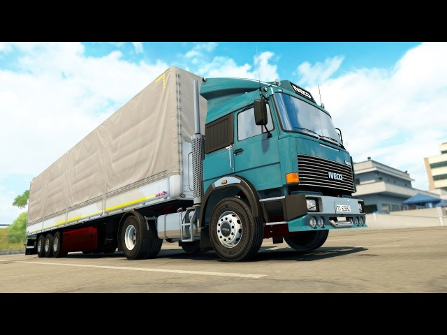 ETS2 1.30 ProMods 2.25 Iveco 190-38 Pescara - Firenze