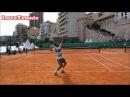 Roger Federer Practice Match - Monte Carlo - Court Level View ❤️️TENNIS