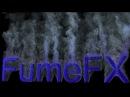 FumeFX Comparison Part 1: Spacing