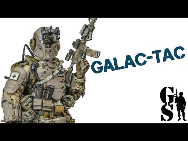 Коллекционная фигурка 1/6 1/6 GALAC-TAC DESERT RAIDER SCALE ACTION FIGURE - GREEN WOLF GEAR