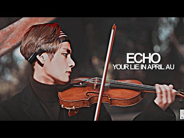 Echo | taekook [ylia!au] parkschallenge