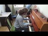Наш педагог по фортепиано Тютин Сергей исполнил этюд Фредерика Шопена, op.25 №11
