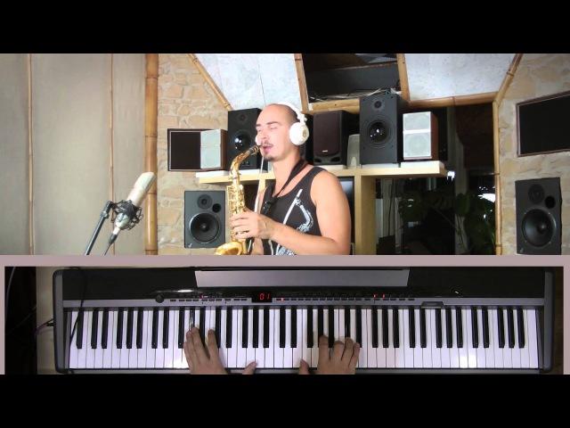 Sting - Shape of my heart (Saxophone piano cover version) - Саксофон и фортепьяно - Стинг