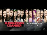 The «Jean»: WWE Elimination Chamber 2018 Official Promo - YouTube HD