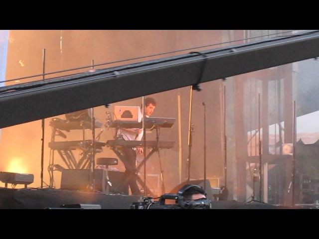 Nicolas Jaar - Live at Pitchfork 2017, Chicago
