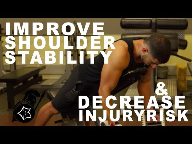 How to Improve Shoulder Stability and Decrease Risk of Injury