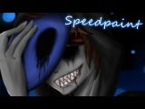 Eyeless Jack (Creepypasta) [Speedpaint]