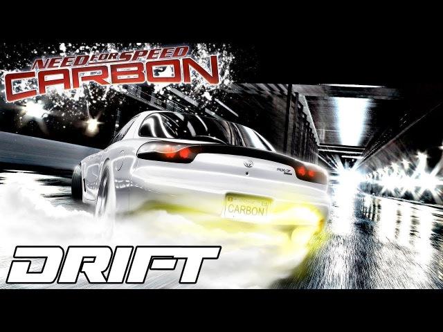 Need For Speed Carbon DRIFT Lancer EVO 9