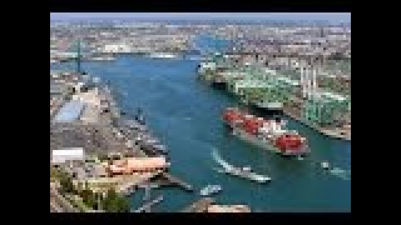 Port of Los Angeles Live Stream