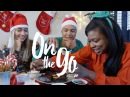 Kendra, Maria Liam's Holiday Special – On the go with EF 57