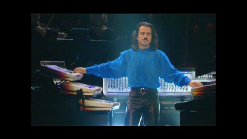 Yanni FROM THE VAULT Within Attraction Live HD HQ