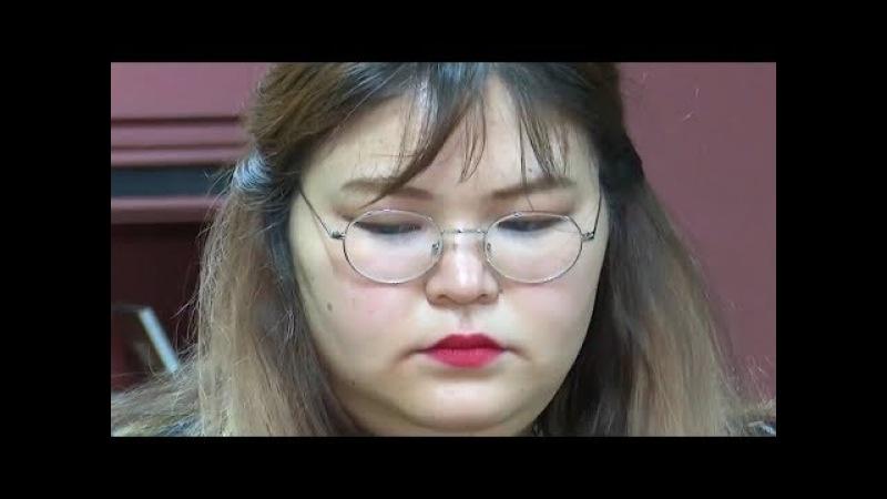 Ангелина Ким сирота-полиглот. Чудо ребёнок!