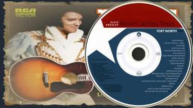 ELVIS PRESLEY - ROCKIN ACROSS TEXAS CD 2