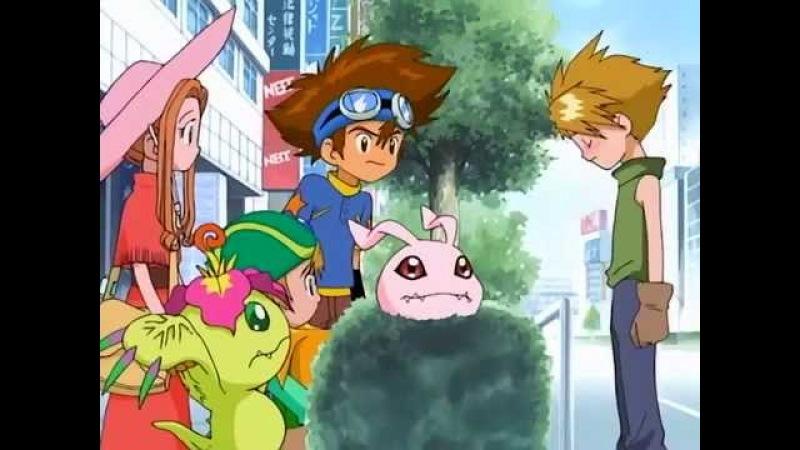 Digimon Momento Divertido El Aventon Latino