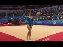 Catalina Ponor (ROU) FX AA @ Abierto de Gimnasia Mexico 2017 (Last Competition)