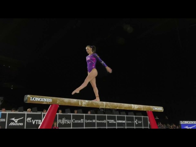 Catalina Ponor and Ioana Crisan all routines - 2017 World Championships qualification