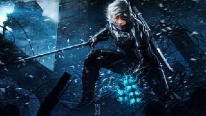 Metal Gear Rising Revengeance : глава 3 ( с комментариями )