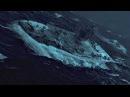 Череда гигантских цунами. Разрушения по всему миру. Фильм 2012