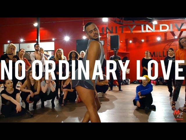 YANIS MARSHALL HEELS CHOREOGRAPHY NO ORDINARY LOVE SADE. MILLENNIUM DANCE COMPLEX