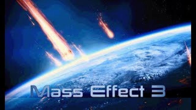 Mass Effect 3 - Main Title Screen (1 Hour of Music)