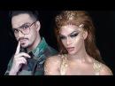 0 To 100 Drag Makeover Tutorial Winning NYX Arabia Face Awards