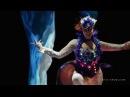 Световое шоу в Туле, проект Brio! Wind Show