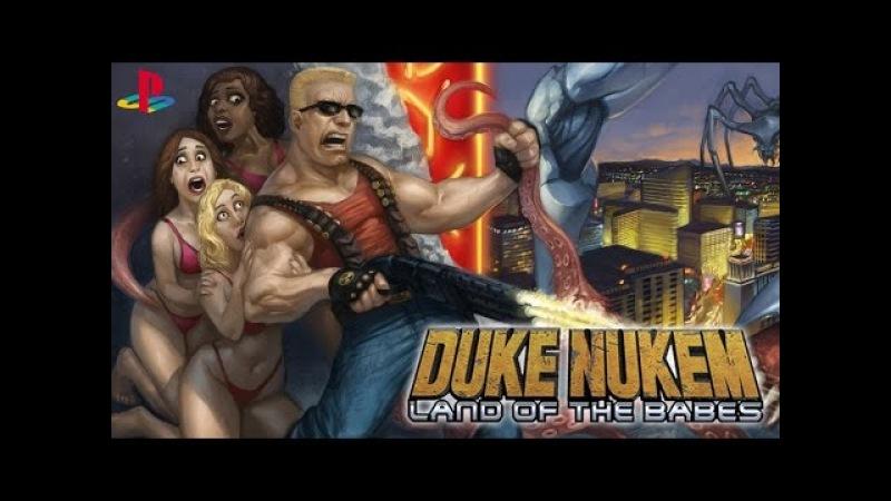 Duke Nukem: Planet of the Babes (2000) PSX Commercial