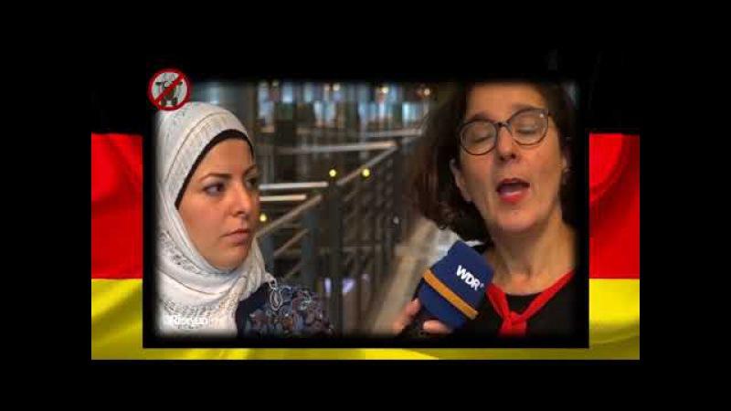 Unglaublich WDR verkündet auf Arabisch Tipps und Tricks für illegale