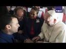 Как Папа Римский обвенчал бортпроводников в воздухе