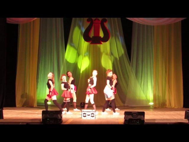 НОВЫЕ СОВРЕМЕННЫЕ ТАНЦЫ - NEW MODERN DANCE