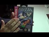 Распаковка геймплей с комментариями игры Batman Forever ЧАСТЬ 1 SEGA