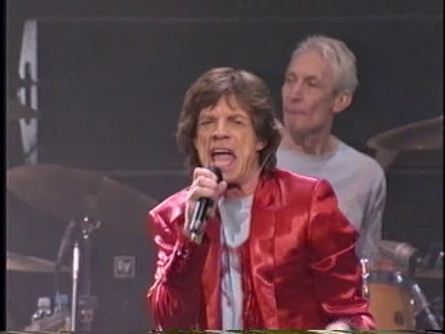 The Rolling Stones - Live at MSG 2003 - Excellent proshot