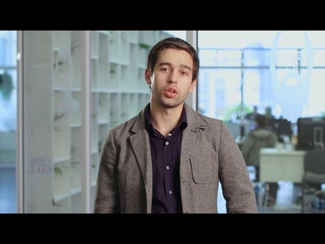 Виталий Галух, директор дивизиона СНГ международной компании - видео с YouTube-канала Мария Кравчук