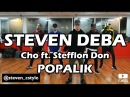 Popalik - Cho ft. Stefflon Don Studio MRG STEVEN DEBA