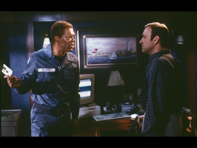 «Переговорщик» (1998): Трейлер (русский язык)
