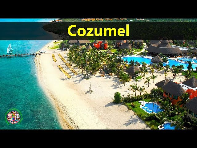 Best Tourist Attractions Places To Travel In Mexico | Cozumel Destination Spot