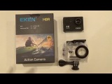 EKEN H9R Action camera.