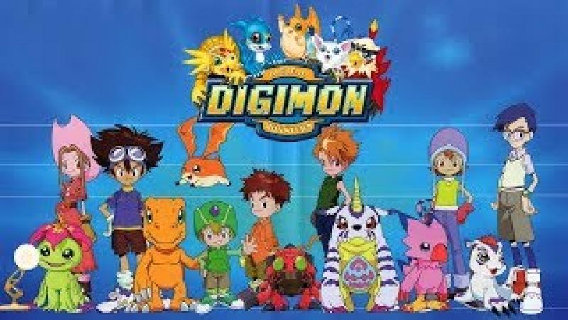 1063-Digimon Digital Monsters Game Spoof Pixar Lamps Luxo Jr Logo