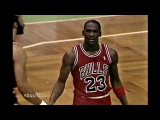 Young Michael Jordan Schools Prime Larry Bird! How to Make Reverse Layup RARE!