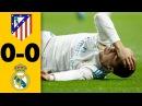ATLETICO MADRID vs REAL MADRID 0-0 ● All Goals & Highlights HD ● 18 Nov 2017 - LA LIGA