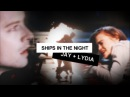 Jay Halstead Lydia Martin || ships in the night